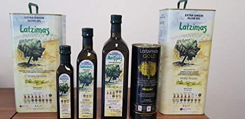 Latzimas natives Olivenöl extra Kanister 5L Griechenland