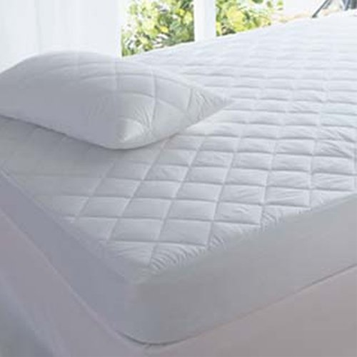 Highliving  Quilted Mattress Protector Cover, (King 152 × 200 cm)
