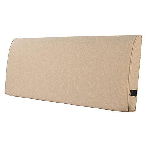HF-wigvormig bed, grote slaapbank, rugkussen/positioneringssteun, rugkussen/stevig lendenkussen achter/afneembare overtrek, wigleskussen