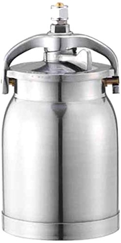 TRUSCO(トラスコ) 塗料カップ 吸上式用 容量1.0L クランプタイプ TSC-10CL