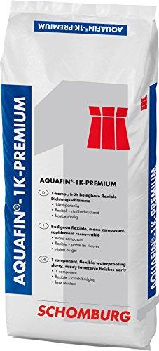 SCHOMBURG AQUAFIN-1K-PREMIUM, 15kg