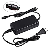 Jucuwe 42V 2A Power Adapter 50/60Hz 100-240VAC with 3-Prong Connector for 36V Sports Mod Dirt Quad,and Pocket Mod Power Supply