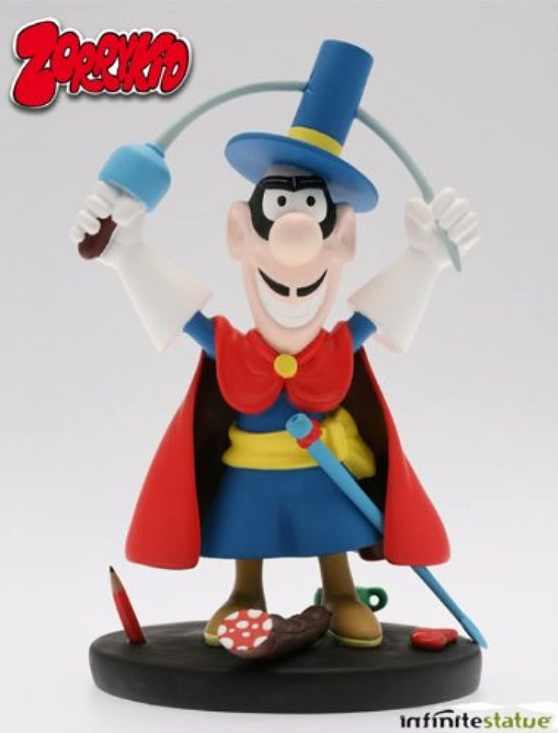 Zorry Kid  Jacovitti Limited Edition Resin Statue