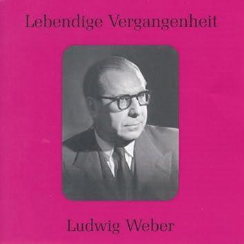 Lebendige Vergangenheit - Ludwig Weber