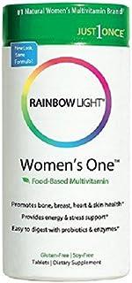 Rainbow Light Women's One Multivitamin/Mineral, 50 Tablets