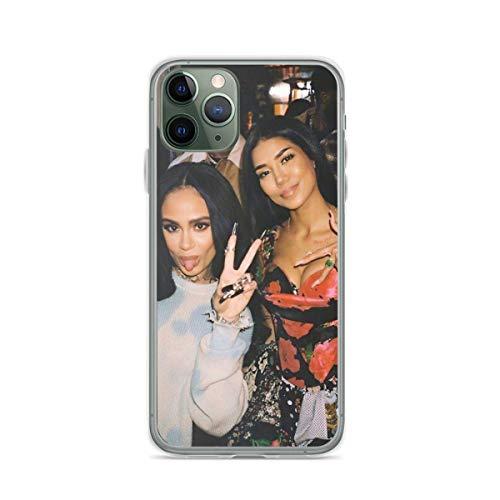 Phone Case Jhene Aiko X Kehlani X Big Sean Compatible with iPhone 6 6s 7 8 X Xs Xr 11 12 Pro Max Mini Se 2020 Drop Tested