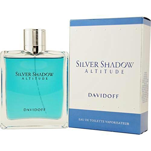 Silver Shadow Altitude, Eau De Toilette, 50 ml, Spray.