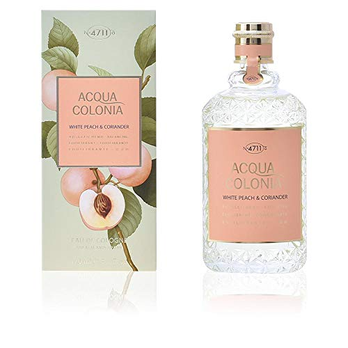 4711 Acqua Eau de Cologne White Peach/Coriander Splash & Spray