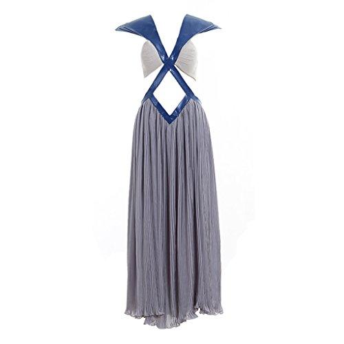 CosplayDiy Women's Dress for Game of Thrones Daenerys Targaryen Cosplay S
