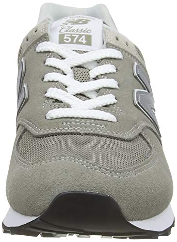 New Balance homme 574v2 Core Baskets, Gris (Grey), 43 EU