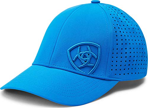 ARIAT Unisex Tri Factor Cap (Imperial Blue)