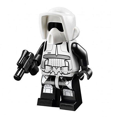 Lego Star Wars Minifigur Endor Scout Trooper aus Set 75023 10236