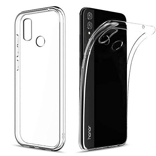 Amonke Funda para Huawei Honor 8X, Silicona Transparente TPU