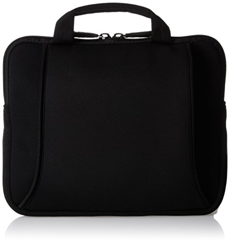 Amazon Basics - Borsa in neoprene per netbook da 7-10 pollici (17,8x25,4 cm)