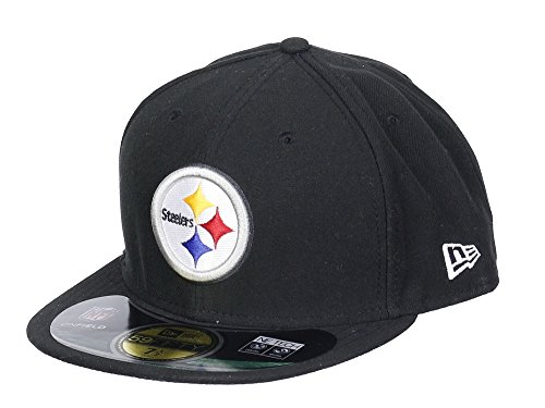 New Era Pittsburgh Steelers 59fifty Basecap NFL on Field Game - 7 5/8-61cm