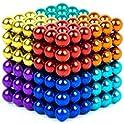 5 mm Magnetic Balls Cube Fidget Gadget Toys