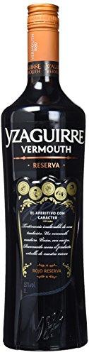 Yzaguirre - Vermouth Rojo Reserva - Botella 1 L