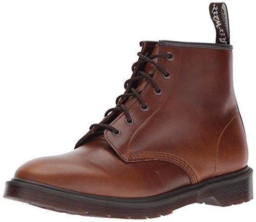 Dr.Martens 101 6 Eyelet Smokethorn Unisex Boots Size 4 UK