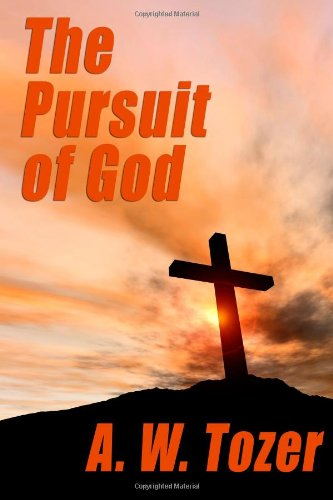 Image of The Pursuit of God