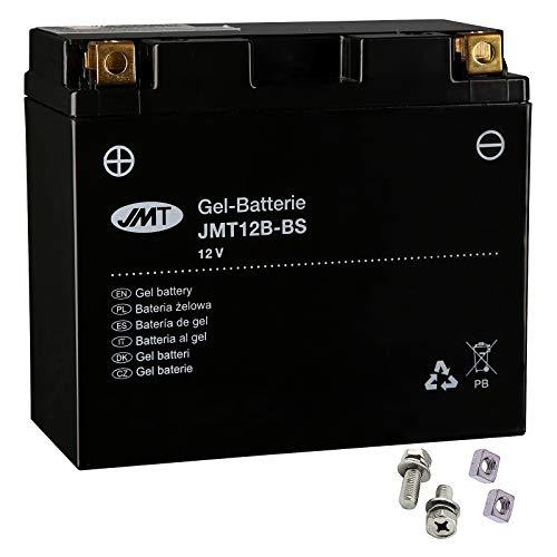 YT12B-BS JMT Gel Batterie für Multistrada 1200 S Sport Touring ABS Baujahr 2010-2014