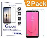 GVTECH for Samsung Galaxy J8 2018 Screen Protector, Tempered...