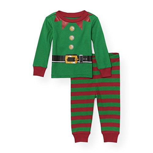 The Children's Place Baby Girls' Pajama Set, Highland 90860, 9-12MOS