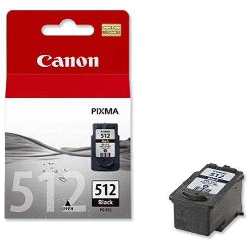Canon originales PG-512cartucho de tinta negro