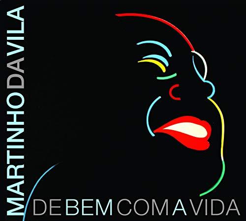 Martinho Da Vila - De Bem Com A Vida [CD]