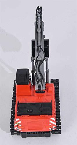 RC Auto kaufen Baufahrzeug Bild 4: Carson Modellsport Raupenbagger 1:26 RC Einsteiger Funktionsmodell Baufahrzeug inkl. Akku, Ladegerä*
