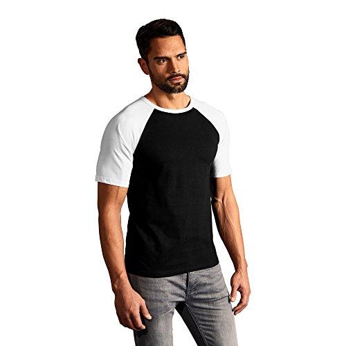 Raglan Baseball T-Shirt Herren