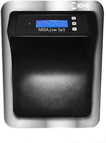 well2wellness® Salzelektrolyse Anlage Mida.Low Salt 1 für Private Pools mit niedrigen Salzgehalt
