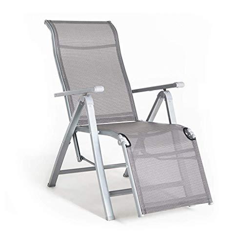 Zero Gravity Lawn Patio Chair Folding, Recliners Chaise Lounge Chair Outdoor Lightweight for Patio Furniture Office Beach, Support 200kg, 170x60x40cm LATT LIV
