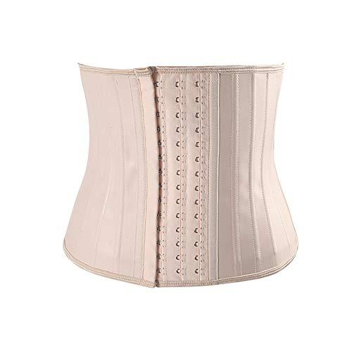 Secret night Unisex Gym Rückenstützgurt Lower Back Brace Girls' Yoga Taillenbändern,Weiß,L