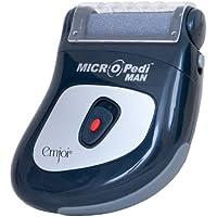 Emjoi Micro Pedi Man - Aparato de pedicura MPM con rodillo micro-mineral
