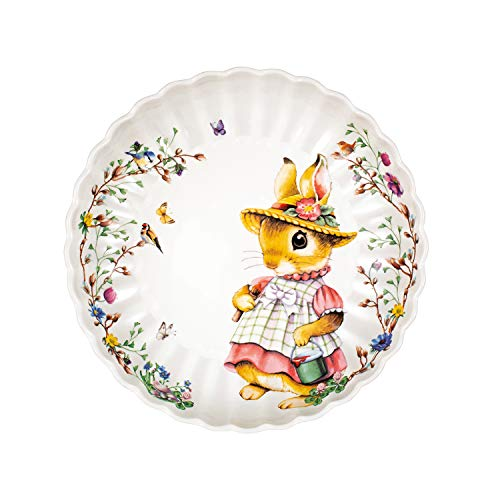 Villeroy & Boch Spring Fantasy Anna - Cuenco para dulces (330 ml, porcelana), multicolor