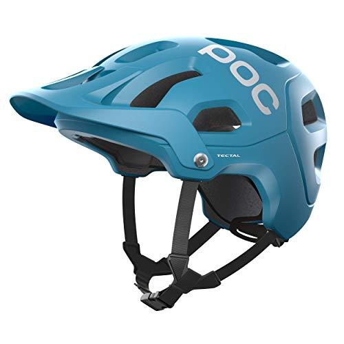 POC Unisex– Adult's Tectal Bicycle Helmet, Basalt Blue Matt, XL-XXL (59-62cm)