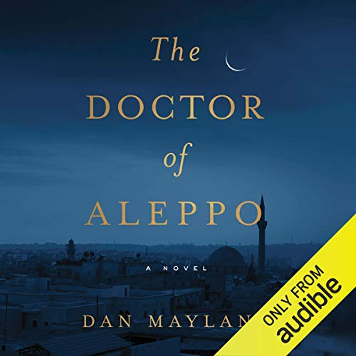 The Doctor of Aleppo cover art