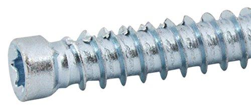SFS Intec fb-zk-t30–7–Set di 100Viti per cemento, grigio, 533630