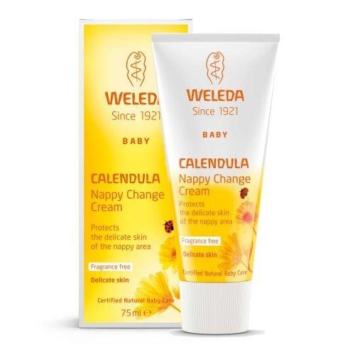 Weleda Bio Calendula-Babycreme (2 x 75 ml)