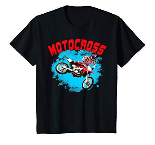 Niños Supercross Motocross Love Race Motorcycle Dirt Bike Gear Camiseta