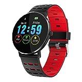 Chenang Touchscreen Smartwatch, Health & Fitness Smart Watch Wasserdicht IP68 Fitness Tracker Uhr Farbbildschirm Schlafmonitor Pulsuhren
