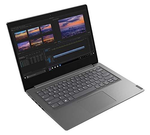 2020 Lenovo V14 are 14' FHD Laptop, AMD Ryzen 5 4500U, HDMI, AMD Radeon Graphics, Bluetooth, Webcam, Windows 10 Professional, Gray (8GB RAM | 256GB PCIe SSD)