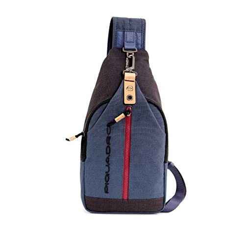 PIQUADRO Blade Body Bag Zaino monospalla 37 cm