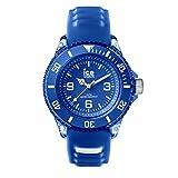Ice-Watch - Ice Aqua Marine - Montre Bleue pour Garçon avec Bracelet en Silicone -...