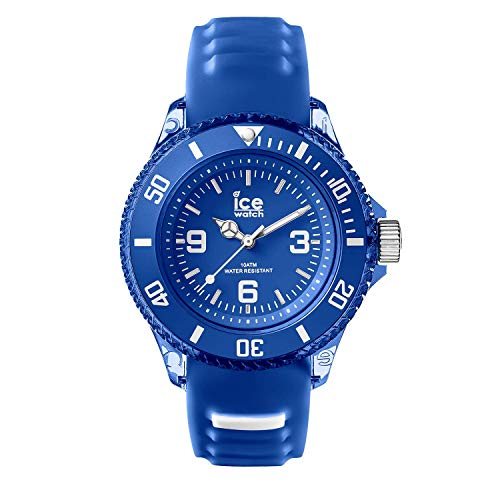 Ice-Watch - ICE aqua Marine - Boy's wristwatch with silicon strap - 001455 (Small)