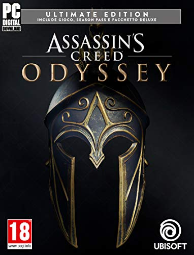 Assassin's Creed Odyssey - Ultimate Edition | Codice Uplay per PC