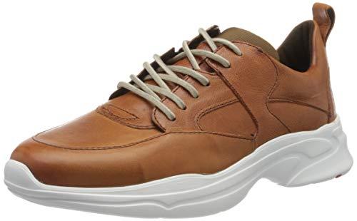 LLOYD Herren ALDREN Sneaker, Braun (Whisky 3), 43 EU