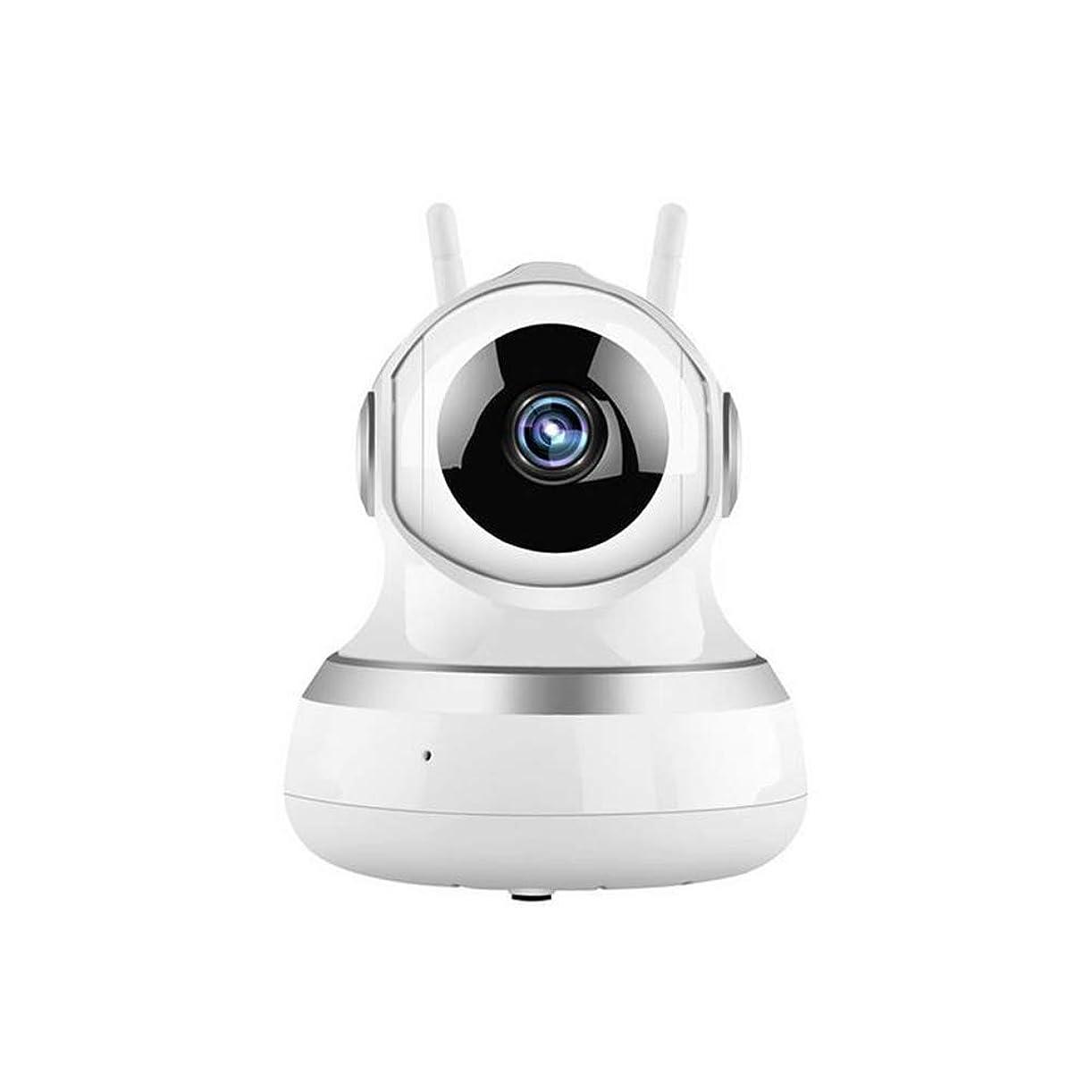 アンビエントボルトパケットHD IPカメラ - 暗視機能付きワイヤレス監視カメラ/双方向オーディオ/、Wifi屋内ホームセキュリティドームカメラ、MicroSDスロット付き遠隔監視、Android、iOSアプリ