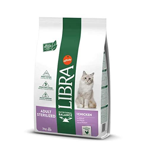 LIBRA PIenso Gato Esterilizado (3 kg) 🔥