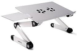 Support ventilé ergonomique pour pc portable
